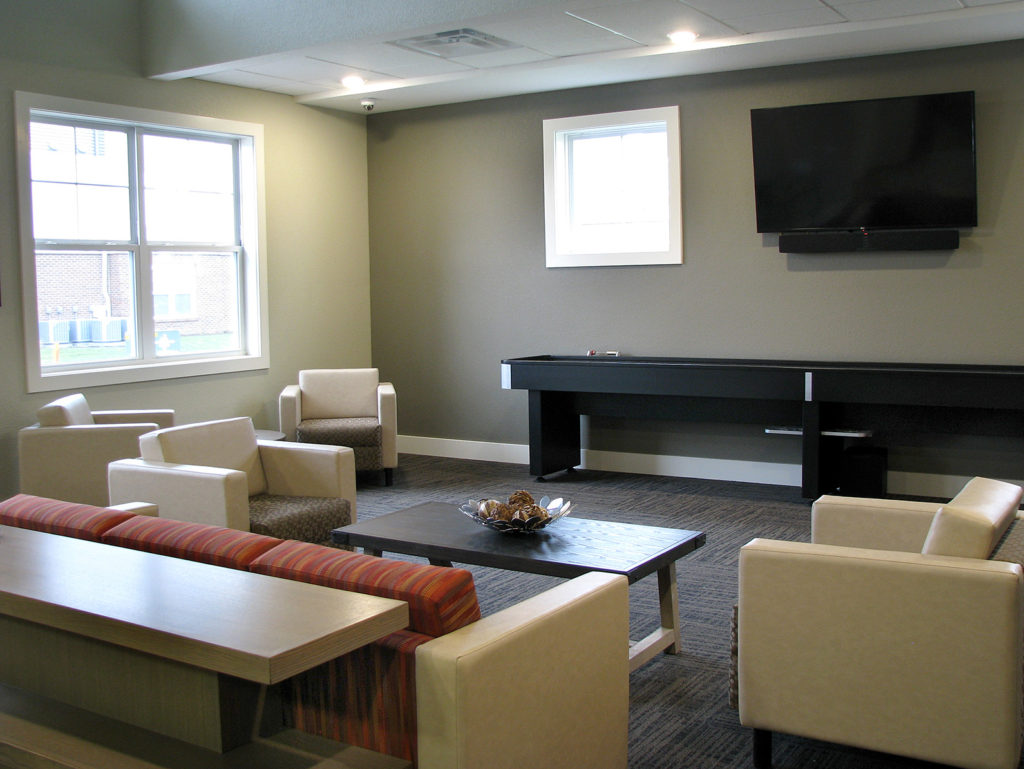 Clubhouse Common Room